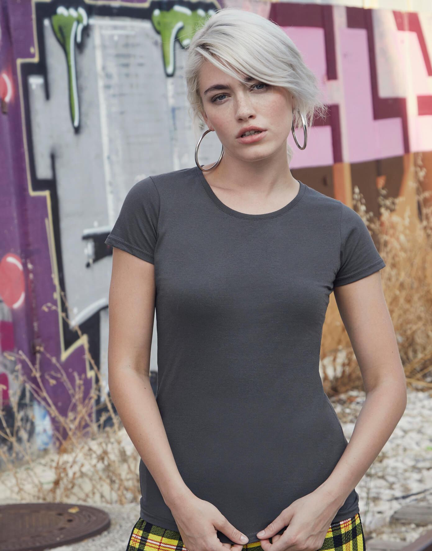 61-414-0 Dámske tričko Sofspun