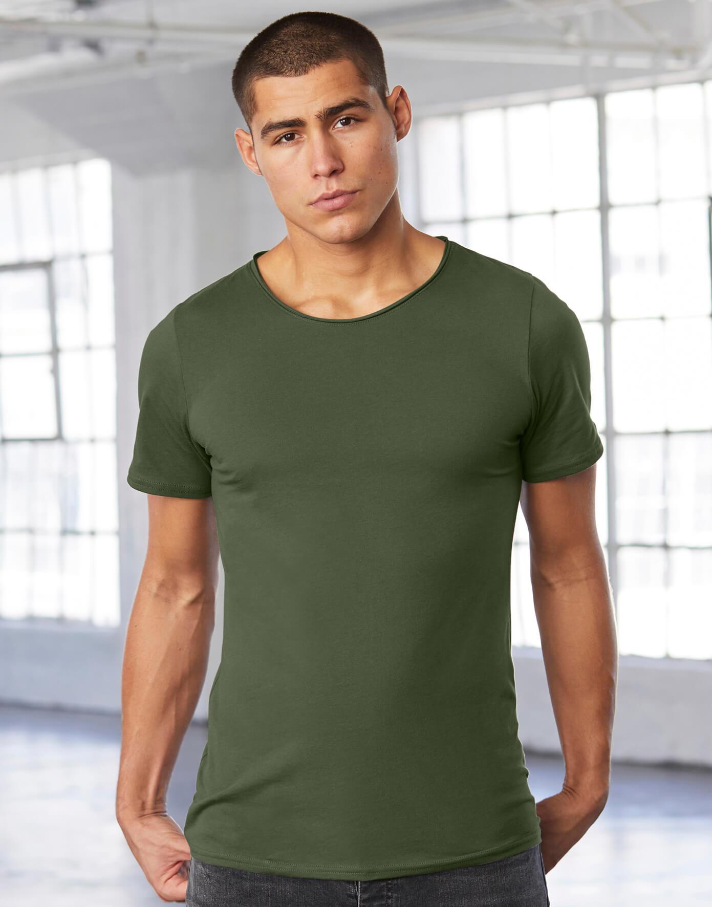 3014 Pánske tričko Jersey Raw New