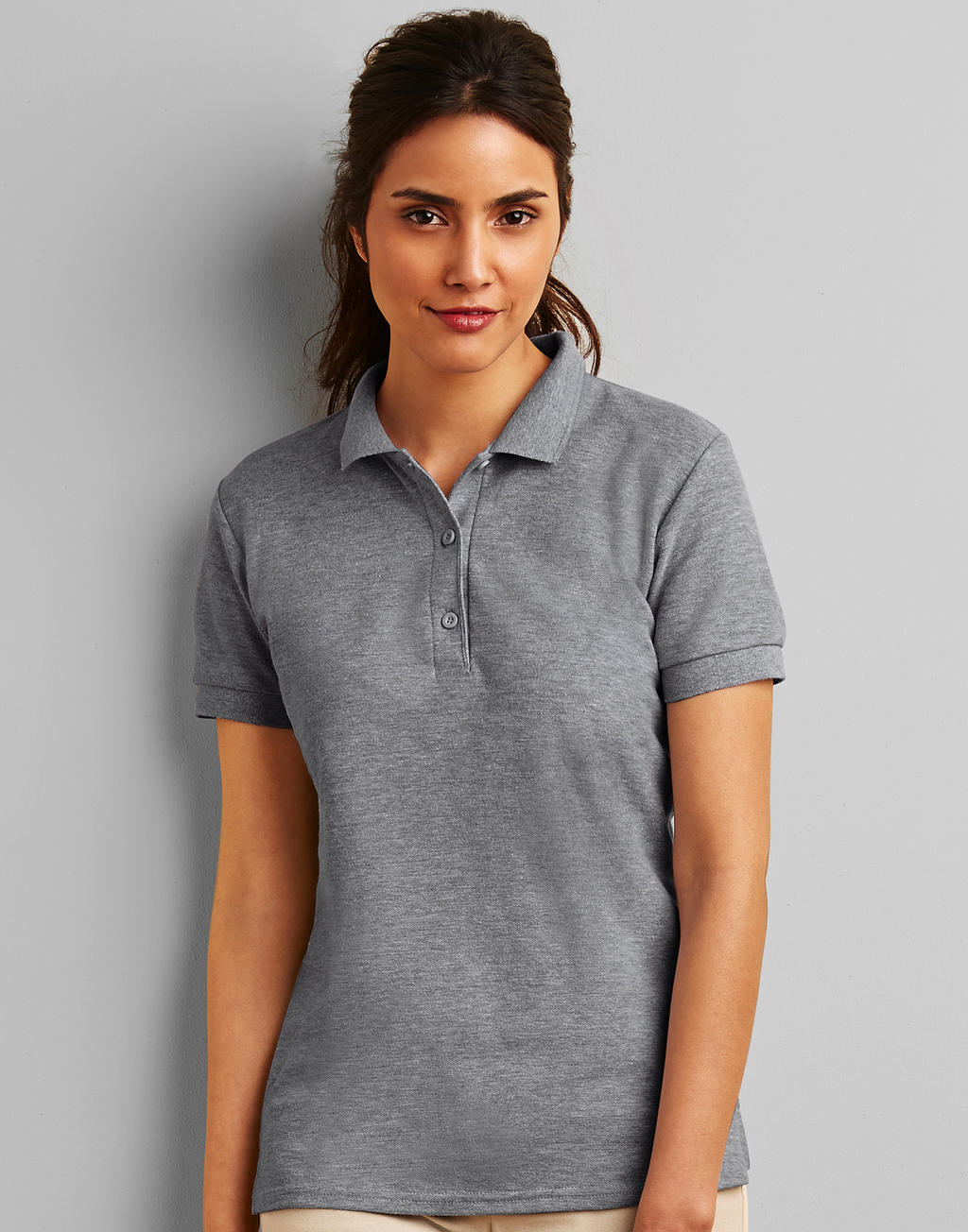 85800L PREMIUM COTTON® LADIES DOUBLE PIQUÉ polokošeľa
