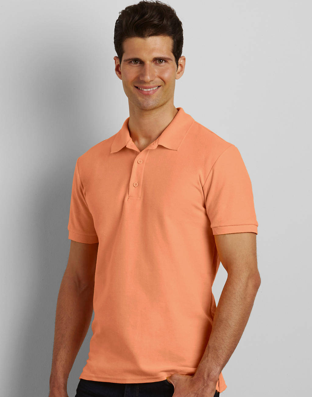 85800 PREMIUM COTTON® ADULT DOUBLE PIQUÉ polokošeľa