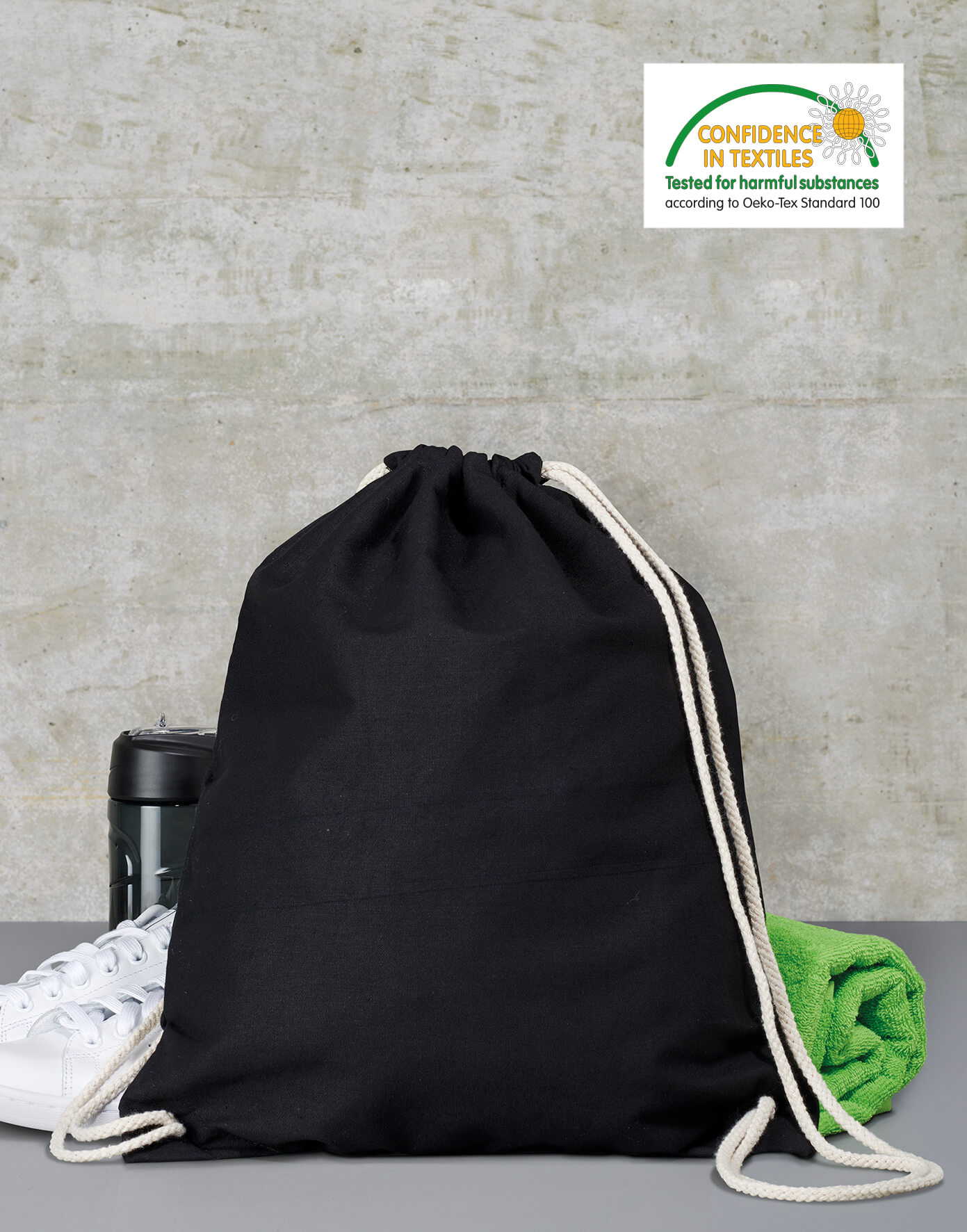 Backpack Vak Drawstring