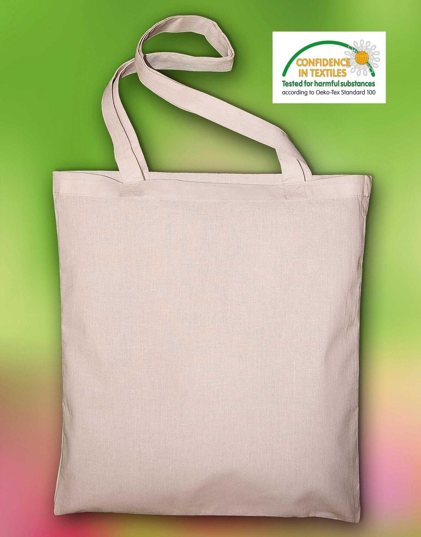 OG-3842-LH Obľúbená organická nákupná taška LH