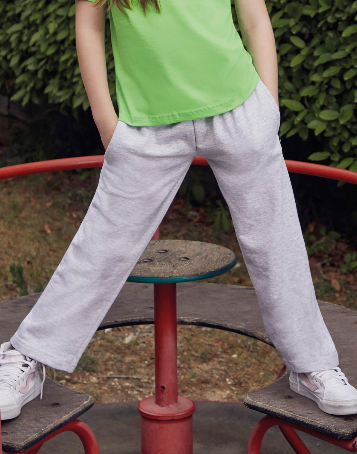 64-005-0 Detské tréningové nohavice Lightweight