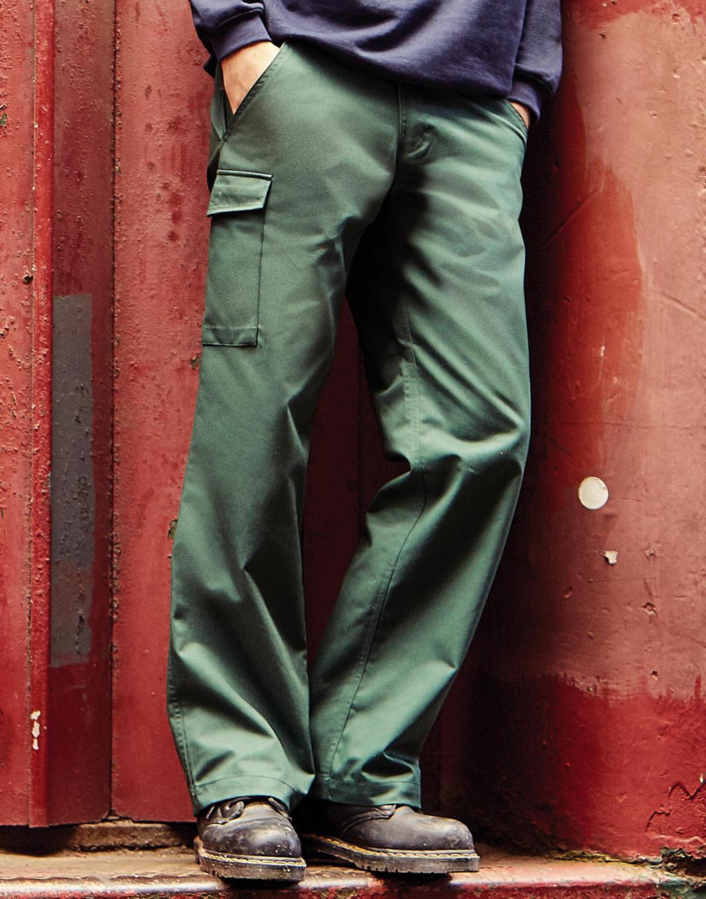 """R-001M-0 Pracovné nohavice Twill dĺžka 32"""""""